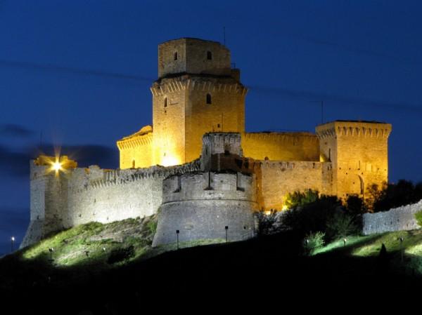 Rocca Albornotz – Spoleto