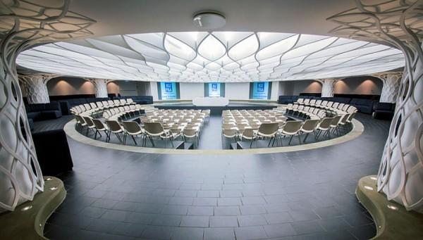 Sala Congressi – Sabaudia