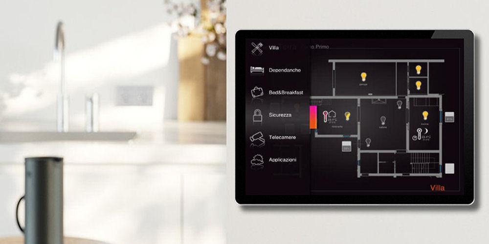 Domotica su iPhone & Android